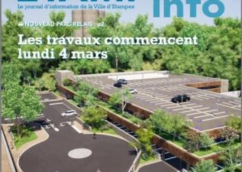 Bientôt des nouvelles place de parking à Etampes