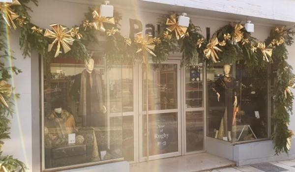 Découvrez nos vitrines de Noël
